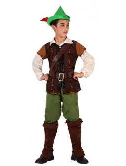 Disfraz de Niño de los Bosques