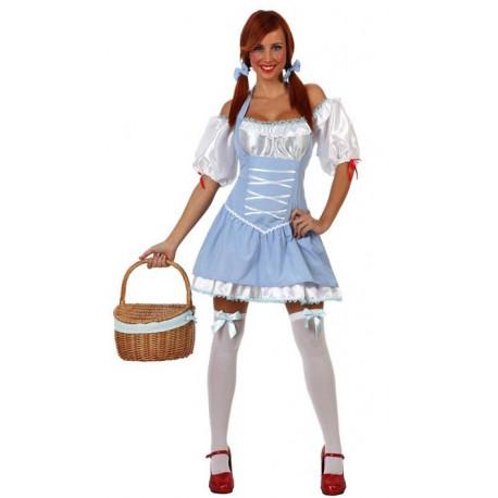 Vestido de Alicia Maravillas - OZ -