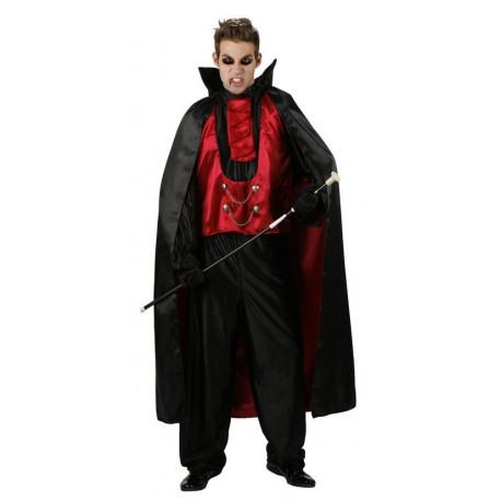 Disfraz de Dracula de las tinieblas