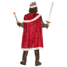 Disfraz de Rey Medieval Adulto