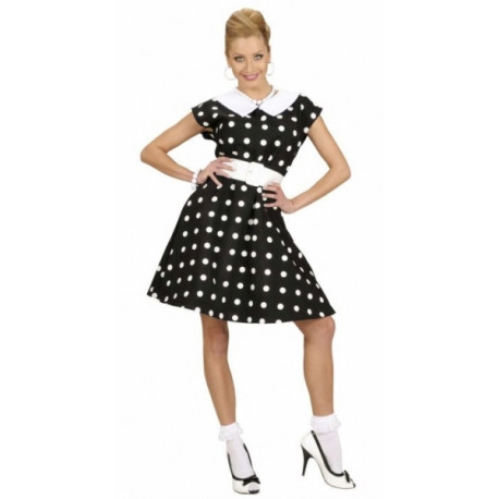 Vestido de los 50, Lady