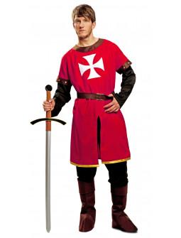 Disfraz de Marqués de Malta para Hombre