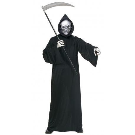 Disfraz de La Muerte con Mascara
