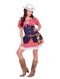 Disfraz de  Cowgirl