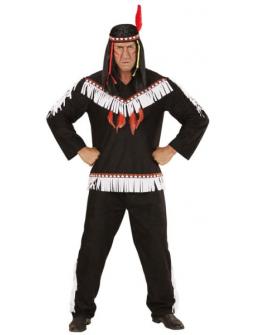 Disfraz de Indio en negro