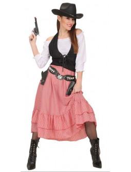 Disfraz de Western Belle