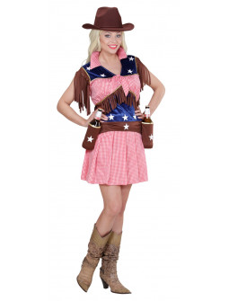 Disfraz de Rodeo Cowgirl
