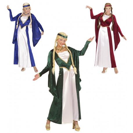 Disfraz de Reina del Renacimiento