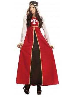 Disfraz de Marquesa de Malta para Mujer