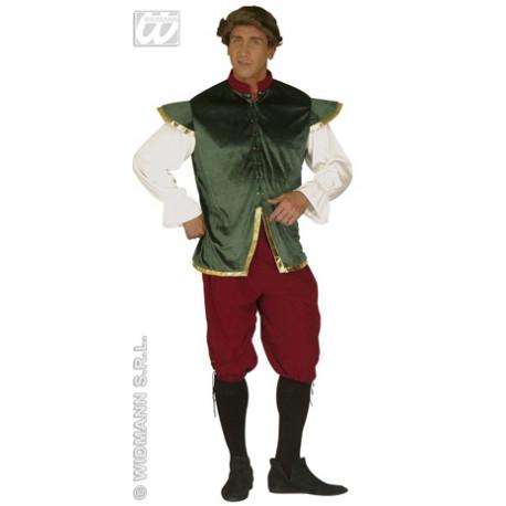 Disfraz de Romeo Medieval