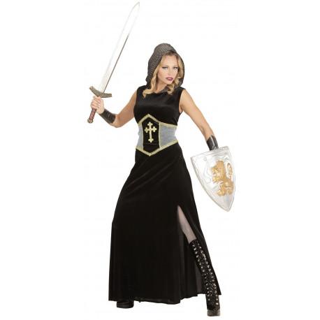 Disfraz de Guerrera Medieval largo