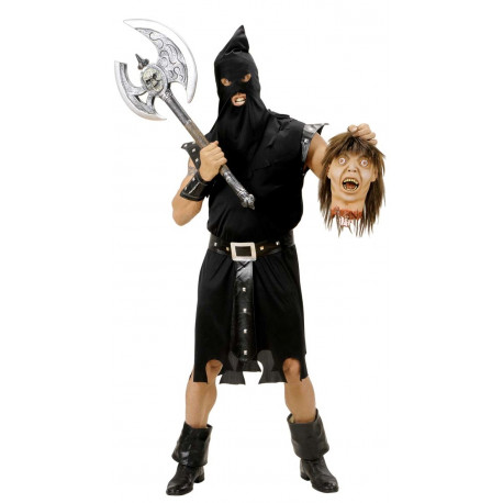 Disfraz de Verdugo Negro