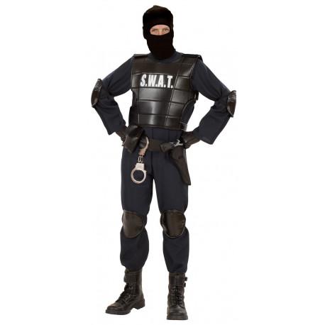 Disfraz de SWAT premium para hombre