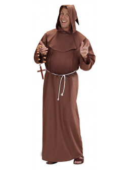 Disfraz Eclesiastico de Fraile
