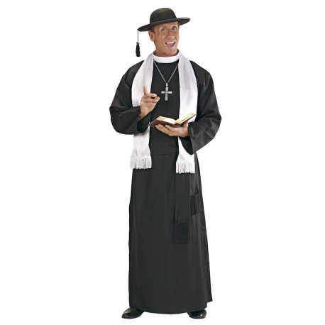 Disfraz Eclesiastico de Cura