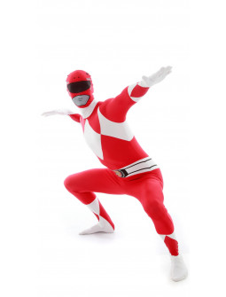 Power Rangers Rojo - Morphsuits -