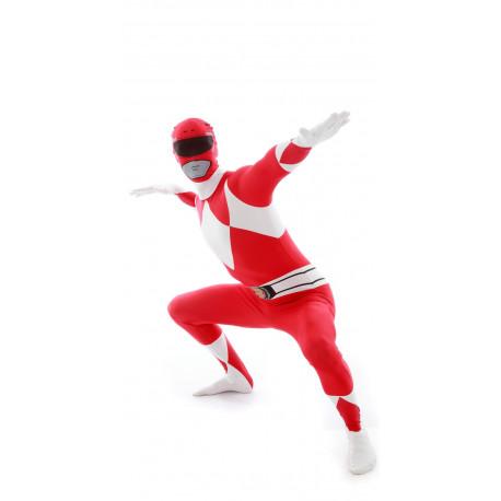 Power Rangers Rojo - Morphsuits -