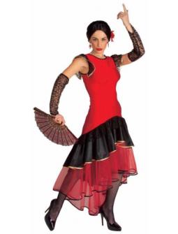 Bailadora Flamenco