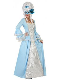 Disfraz de Mujer Cortesana