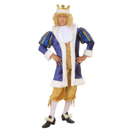 Disfraz de Rey - Royal King -