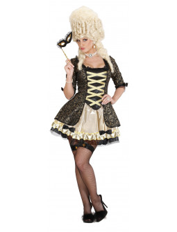 Disfraz de Reina Barroca
