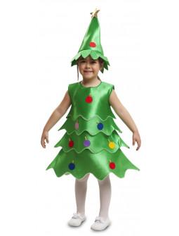 Disfraz de Árbol de Navidad para Niños