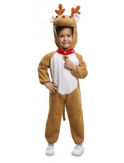 Disfraz de Reno de Papá Noel para Niños
