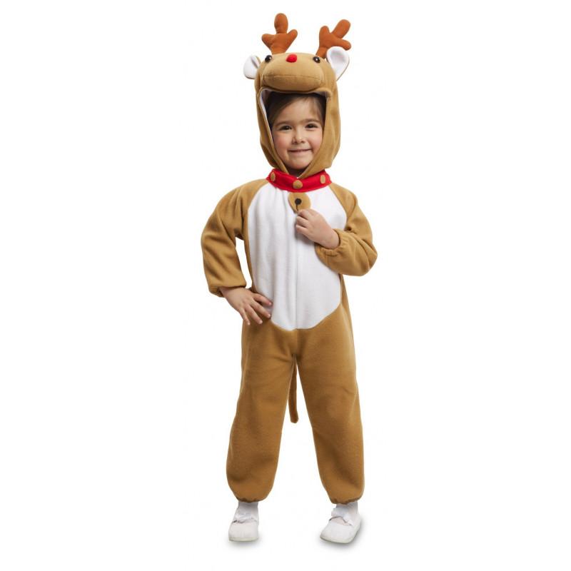 Disfraz de reno de pap noel rudolf para ni os comprar - Disfraz de santa claus para nino ...
