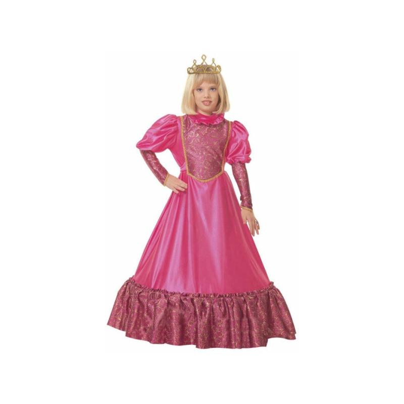 Disfraz de Princesa Medieval Infantil   Comprar Online