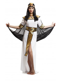 Disfraz de Emperatriz Egipcia del Nilo para Mujer