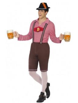 Disfraz de Tirolés Oktoberfest para Hombre