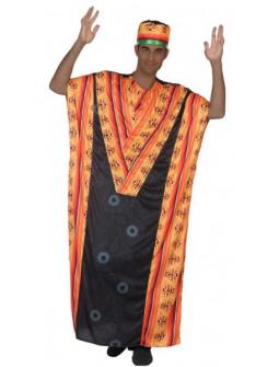Disfraz de Africano Tribal para Hombre