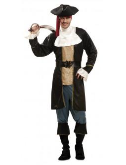 Disfraz de Pirata Elegante para Hombre