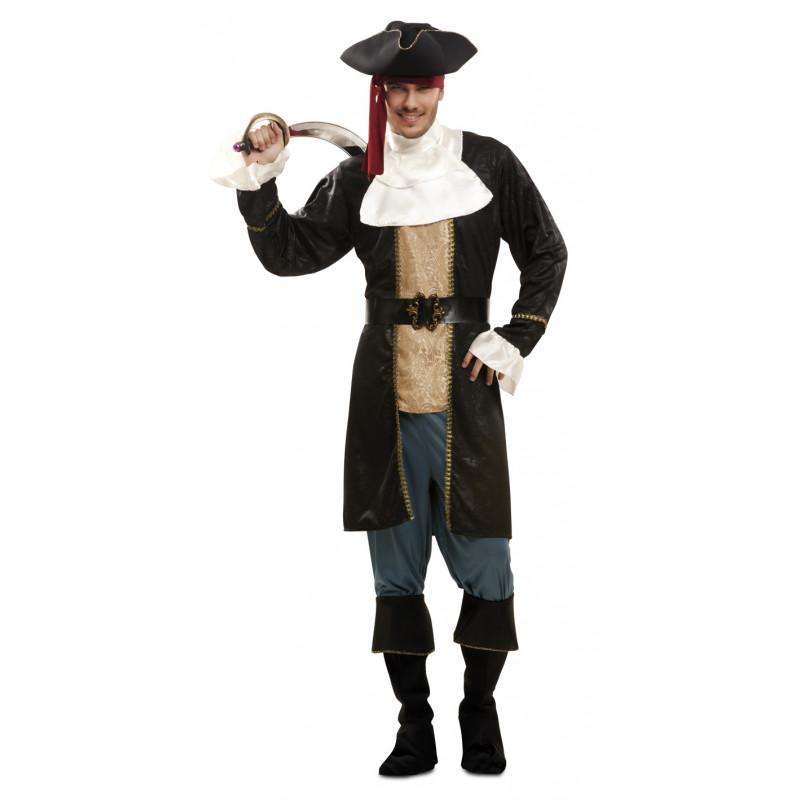 e242daafc99a2 Disfraz de Pirata Elegante para Hombre