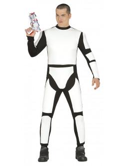 Disfraz de Soldado Galáctico para Hombre
