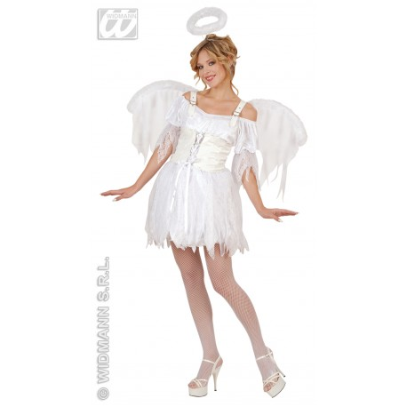 Disfraz de Angel Rockoco
