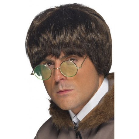 Peluca de Liam Gallagher de Oasis