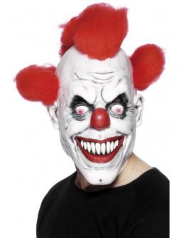 Máscara de Payaso Aterrador
