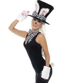 Kit de Conejo con Sombrero