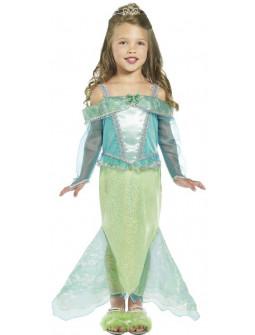 Disfraz de Sirenita Ariel para Niña