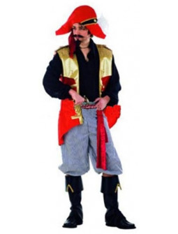 Disfraz de Pirata Divertido para Hombre