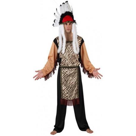 Disfraz de Jefe Indio