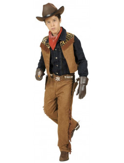 Disfraz de Indio o Vaquero Infantil