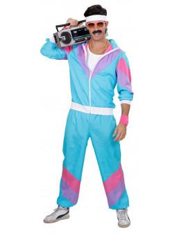 Disfraz años 80s chandal