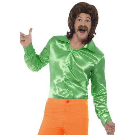 Camisa Verde Años 60