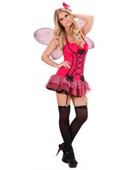 Disfraz de Mariposa Sexy