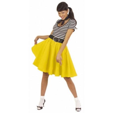 Faldas Rock en colores