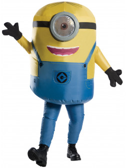 Disfraz de Minion Hinchable para Adulto