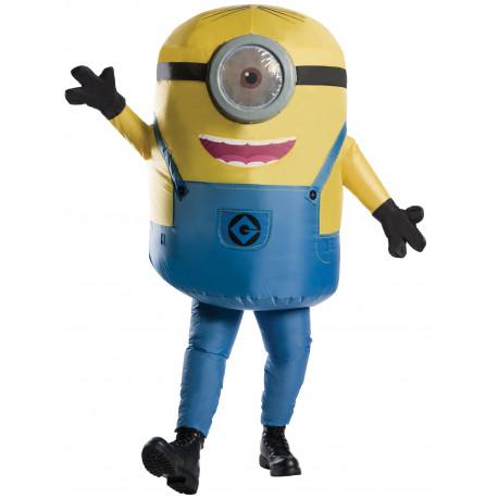 Disfraz de Minion Hinchable para Adulto