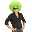 Peluca Super Afro Verde